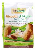 Biscotti al Miglio e Cacao - 250 gr