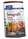 Biscotti Cerealissimi Integrali Farro Fiocchi d'Avena e Frutta