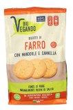 Biscotti di Farro con Mandorle e Cannella