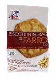 Biscotti Integrali di Farro Bio
