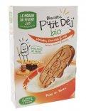 Biscuits P'tit Dej - Biscotti Cereali, Cioccolato e Miele