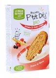 Biscuits P'tit Dej - Biscotti Cereali e Frutti Rossi