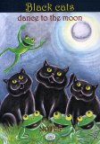 Black Cats - Dance to the Moon  - Libro