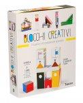 Blocchi Creativi - 12 blocchi + Opuscolo - Cofanetto