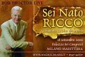 BOB PROCTOR LIVE IN ITALIA - SEI NATO RICCO