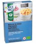 Bolle di Riso Italiano - Rice & Rice