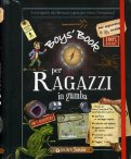 Boys Book per Ragazzi in Gamba  — Libro