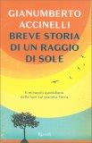 Breve Storia di un Raggio di Sole - Libro