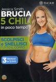 Brucia 5 Chili in Poco Tempo  - DVD
