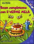 Buon Compleanno con il Verme Mela — Libro