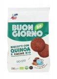 Buongiorno Bio - Biscotti con Quinoa e Cacao Bio