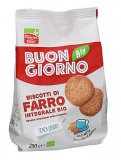 Buongiorno Bio - Biscotti di Farro Integrali