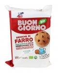 Buongiorno Bio - Brioche di Farro con Quinoa e Gocce Freechoko Bio