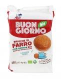 Buongiorno Bio - Brioche di Farro con Quinoa Bio