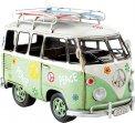 Bus Hippie Stile Retro