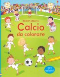 Calcio da Colorare - Libro