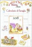 Calendario di Famiglia 2018 - Country Moon