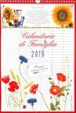 Calendario di Famiglia 2018 - Poesie Compagne di Vita