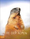 Calendario Animali delle Alpi - 2017
