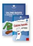 Calzino Bucato e l'Invasione delle Mollette - Leggere Facile  - Libro + Quaderno