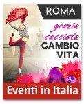 Cambio vita, mi reinvento! ROMA