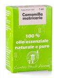Camomilla Matricaria - Olio Essenziale Bio