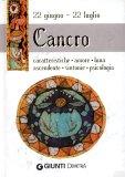 Cancro  - Libro