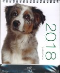 Cani - Calendario da Tavolo 2018