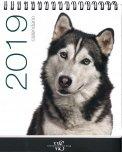 Cani - Calendario da Tavolo 2019