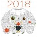 Cani - Calendario Grande 2018 - Libro