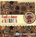 Canti e Danze d'Africa  - CD