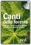 Canti della Foresta  — CD