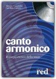 Canto Armonico  — CD