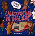 Canzoncine In Inglese +CD  - Libro