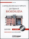 Capitolato Speciale d'Appalto per Opere di Bioedilizia