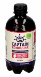 Captain Kombucha - California Raspberry