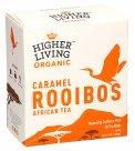 Infuso biologico a base di Rooibos al Caramello - Caramel Rooibos African Tea - 40 Filtri