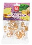 Caramelle allo Zenzero Biologiche
