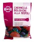 Caramelle Biologiche alla Propoli - Frutti di Bosco
