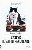 Casper Il Gatto Pendolare — Libro