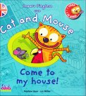 Cat and Mouse: Come to My House - Libro + CD audio