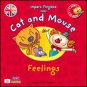 Cat and Mouse: Feelings - Libro + CD