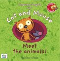 Cat and Mouse. Meet the Animals! con CD Audio — Libro