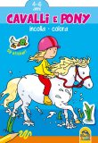 Cavalli e Pony  - Libro