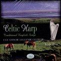 Celtic Harp Traditional English Songs  - CD