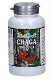 Chaga Biologica - Integratore con Estratti di Funghi Chaga