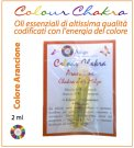 Colour Chakra Oil - 2 ml