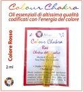 Colour Chakra Oil - 2 ml