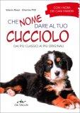 Che Nome Dare al tuo Cucciolo — Libro
