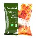 Chips di Carota al Timo